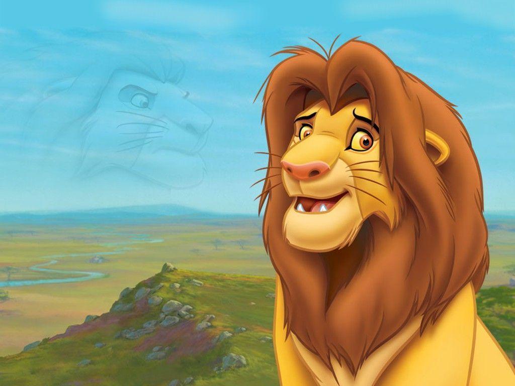 Fond Ecran Le Roi Lion