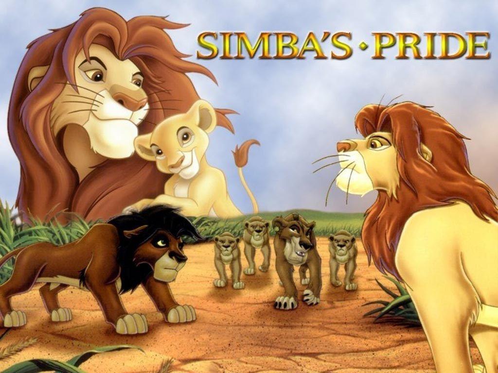 fond ecran le roi lion Page 2
